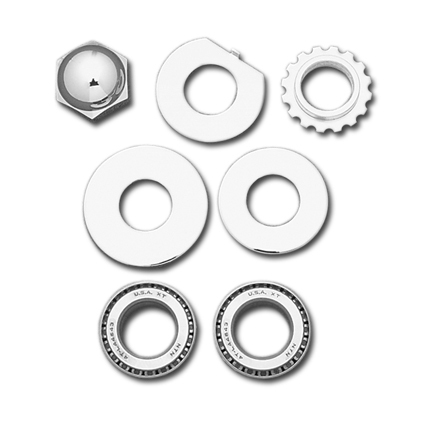 Installation Kit For Front Fork Assembly For Fx Softail Mod Only