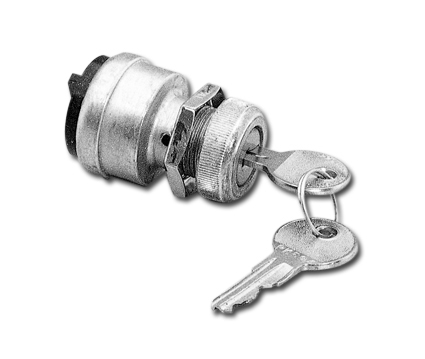 3-Way Universal Ignition Switch
