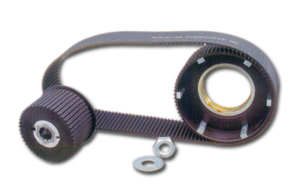 Primo Belt Drive Kits, Panheads Shovelheads,electric start closed primary 65-78