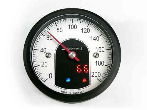 Motogadget Motoscope Tiny black Speedo