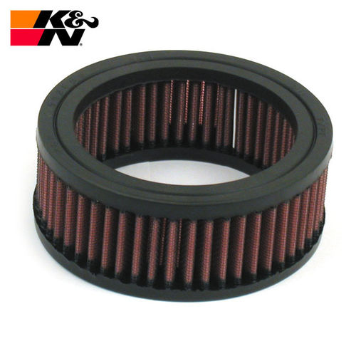 K&N AIRFILTER ELEMENT FOR DRAGTRON AIRFILTER Harley Davidson