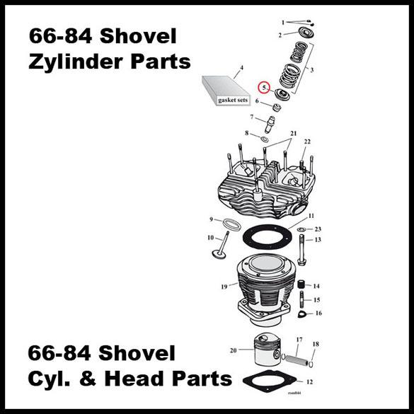 Shovelhead Parts Exploded View - MVE-Cycles.comMVE-Cycles.com
